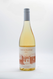 Nederland: Land & Boschzigt Blanc de Gris (Orange Wine)