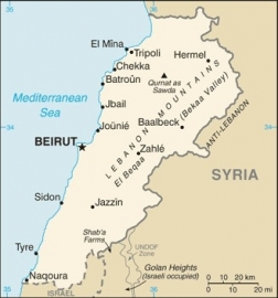 Libanon: Clos St Thomas - Les Gourmets Rouge