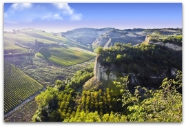 Italië:  Boira - Sangiovese Oak Aged *Bio
