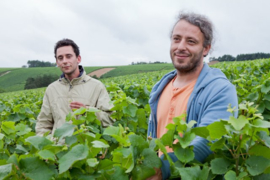 Juli 2020: Gert  Crum - Fleury Champagne Blanc de Noirs