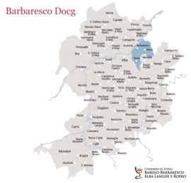 Italië: Prodottori dei Barbaresco - Barbaresco Docg