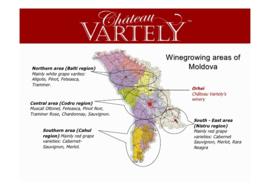 Moldavië: Château Vartely - Cabernet Sauvignon