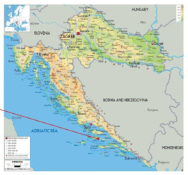Kroatië: PZ Sviče - Plavac Premium