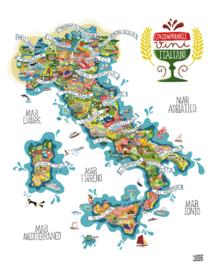 Giro d'Italia - By The Grape