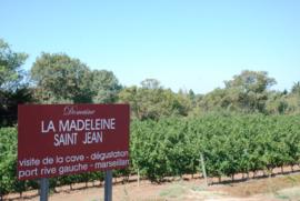 Frankrijk: La Madeleine Saint-Jean | Marselan-Merlot