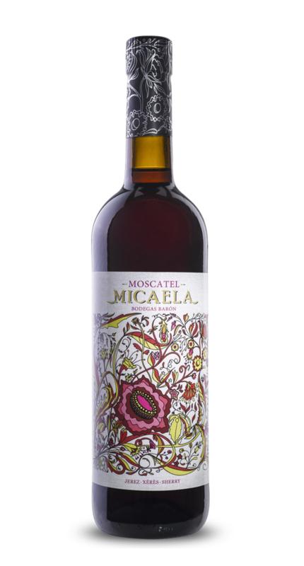 Spanje: Bodegas Barón Jerez - Moscatel Micaela