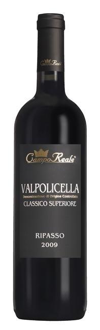 Italië: Camporeale - Ripasso Valpolicella Classico Doc