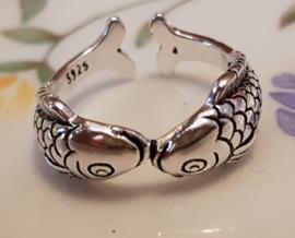 Ring Vissenkus, verstelbaar, per stuk