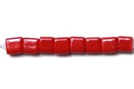SB0408 Opaque Dark Red, per 10 gram
