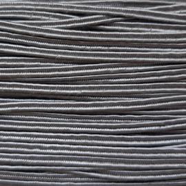 Soutache 3mm 030 Dark Gray, per meter