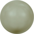 Swarovski #5810 Round Pearl 6mm Crystal Powder Green Pearl, per 5 stuks