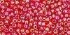 TR11-0165B TOHO Trans-Rainbow Siam Ruby, per 10 gram