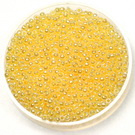 11-0516Miyuki Rocailles 11/0 Ceylon Light Daffodil, per 10 gram