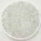 11-0250 Miyuki Rocailles 11/0 Transparant AB Crystal, per 10 gram