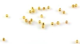 Knijpkraal goudkleurig per 5 gram ongeveer 400 stuks