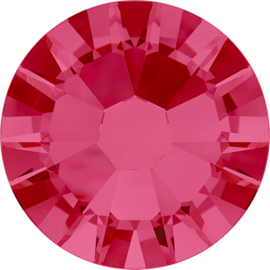Swarovski #2058 XILION Rose Enhanced 7,17mm/SS34 Indian Pink, per 2 stuks