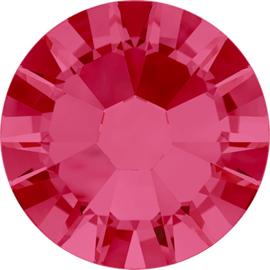 Swarovski #2058 XILION Rose Enhanced 7,17mm/SS34 Indian Pink, per 2 stuks