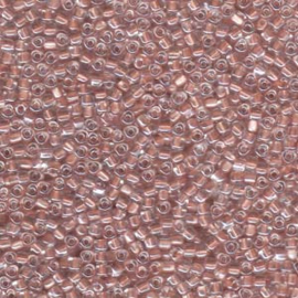 TR10-1129 Miyuki 10/0 Triangle Color-Lined Copper, per 10 gram