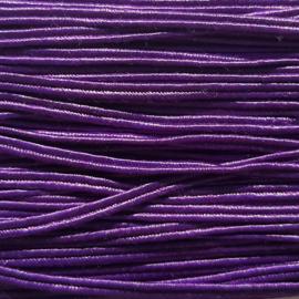 Soutache 3mm 020 Deep Purple, per meter