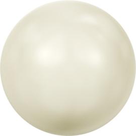 Swarovski #5810 Round Pearl 4mm Ivory, per 20 stuks