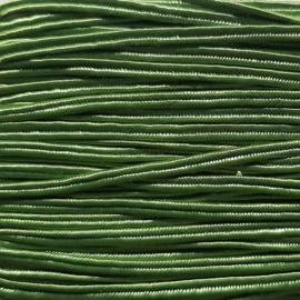 Soutache 3mm 016 Dark Olive, per meter