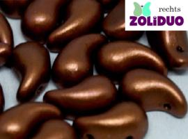 ZDL-01750 Zoliduo® Rechts: Copper, per 25 stuks