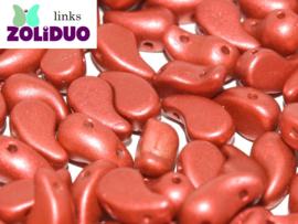 ZDL-01890 Zoliduo® Links: Lava Red, per 25 stuks