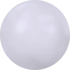 Swarovski #2080/4HF Cabochon Hot Fix 7,17mm/SS34 Crystal Lavender Pearl, per 5 stuks