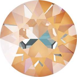 Swarovski #1088 39ss Crystal Peach Delite, per 2 stuks