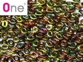 One® Bead Crystal Magic Green, per 5 gram