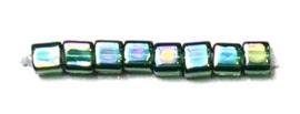 SB0289 Transparent Emerald Rainbow, per 10 gram