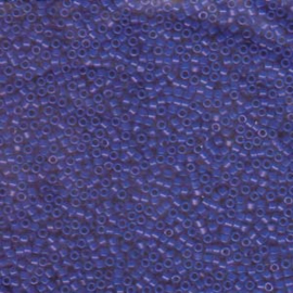 DBS0726 Miyuki Delica 15/0 Opaque Cobalt, per 2 of 5 gram, vanaf