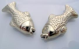 Kraal vis 33 bij 18mm per 10 stuks