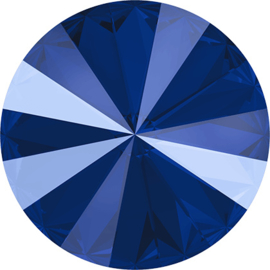 Swarovski #1122 Rivoli 14mm Crystal Royal Blue Delite, per stuk