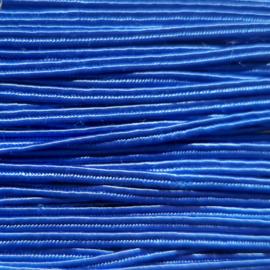 Soutache 3mm 019 Cornflower Blue, per meter
