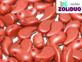 ZDL-01890 Zoliduo® Rechts: Lava Red, per 25 stuks