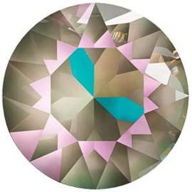 Swarovski #1088 39ss Crystal Army Green Delite, per 2 stuks
