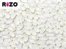 Rizo White Opal, per 10 gram