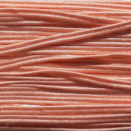 Soutache 3mm 040 Salmon Pink, per meter