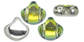 PBGIN-S11C29801 Matubo Ginko/Gingko Leaf Backlit Uranium, per 5 gram