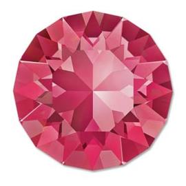 Swarovski #1088 39ss Indian Pink foiled, per 2 stuks