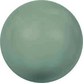 Swarovski #5810 Round Pearl 4mm Jade, per 20 stuks