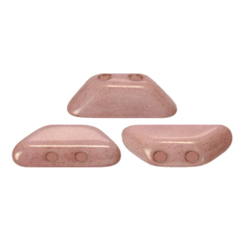 Tinos® par Puca® Opaque Light Rose Ceramic Look, per 25 stuks