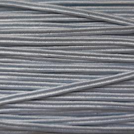 Soutache 3mm 043 Slate Blue-Gray, per meter