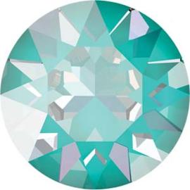 Swarovski #1088 39ss Crystal Laguna Delite, per 2 stuks