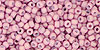 TR11-0765 TOHO Round 11/0 Opaque-Pastel-Frosted Plumeria, per 10 gram