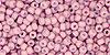 TR-11-0765 TOHO 11/0 Opaque-Pastel-Frosted Plumeria, per 10 gram
