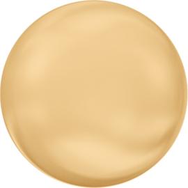 Swarovski #5860 Crystal Coin Pearls 16mm