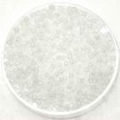 11-0131fr Miyuki Rocailles 11/0 Transparant Matte AB Crystal, per 10 gram