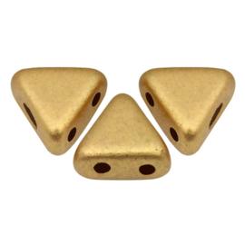 Khéops par Puca® Light Gold Mat, per 35 stuks